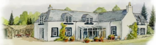 Caithness bed and breakfast in Loch Watten House - Highland b&b in the North of Scotland