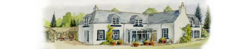 Caithness bed and breakfast in Loch Watten House - the Highland b&b in the North of Scotland
